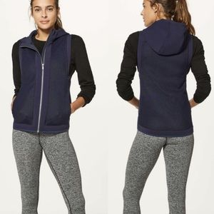 Lululemon The Spaces In-Between Vest Midnight Navy